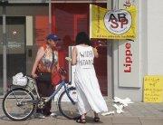 Erster Zahltag in Lemgo <br/>Anfang Juli 2009