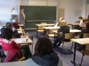 Workshop über Solidarische <br/>Ökonomie, Sozialforum 2007 <br/> in Cottbus