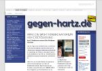 Newsportal f�r Hartz IV<br/>gegen-hartz.de