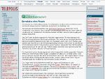 Telepolis: Gute Beiträge<br/>auch über Sozialpolitik <br/>und Hartz IV